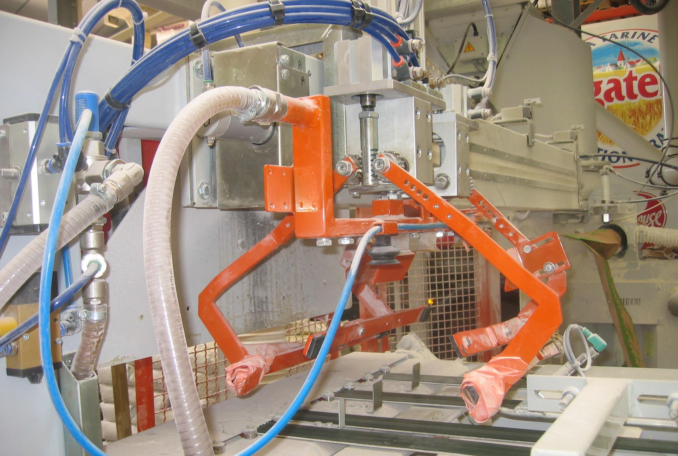 maintenance pneumatique et mécanique