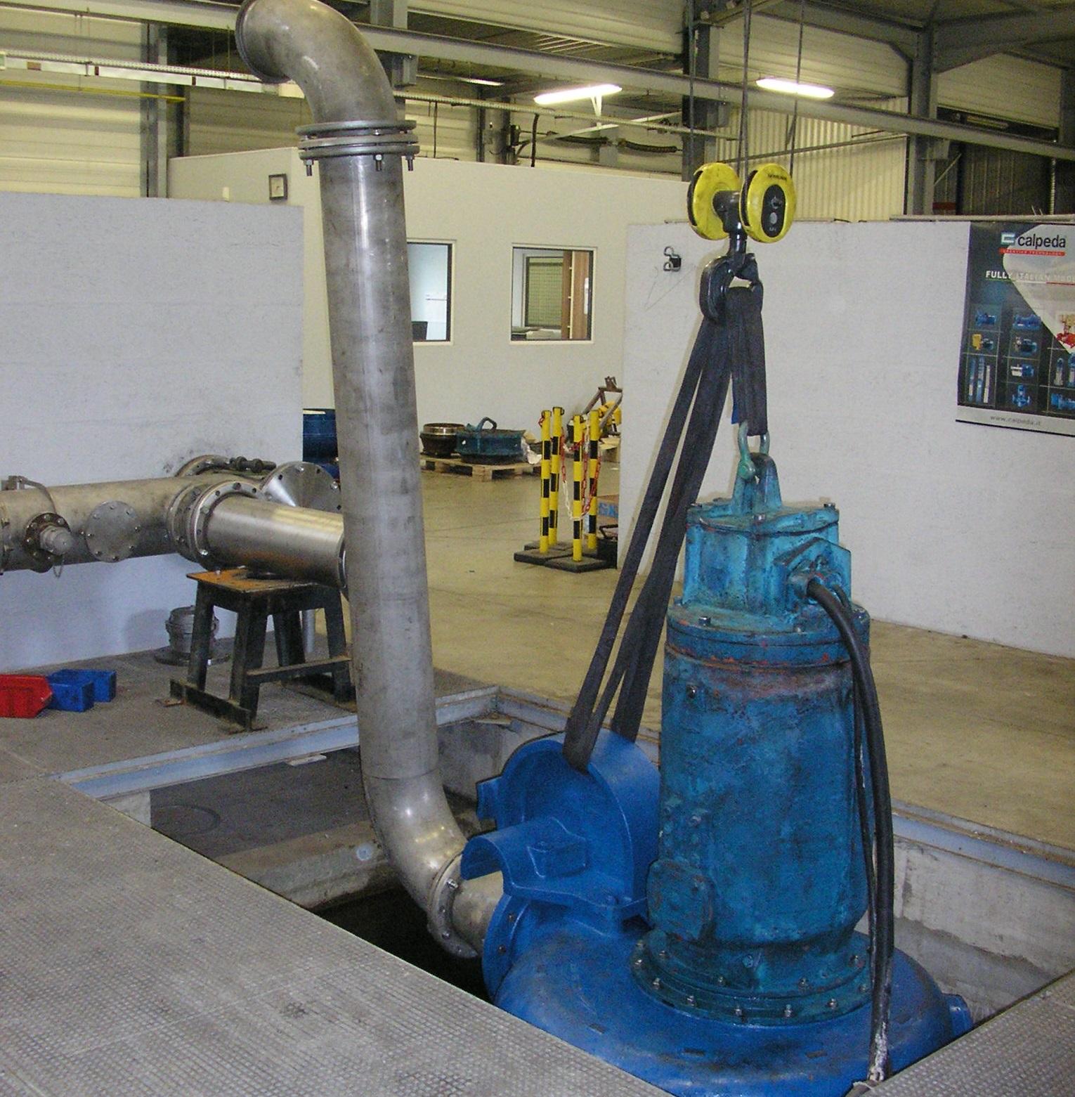 En atelier pour réparation et maintenance