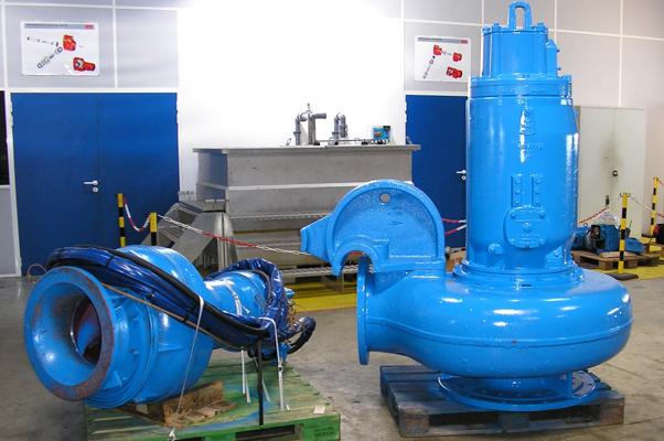 Réparation pompe