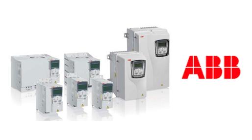variateurs ABB pour moteur-AC