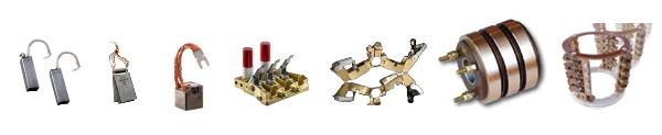 Accessoires pour moteurs et réducteurs