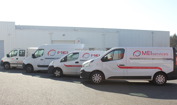 maintenance industrielle sur site