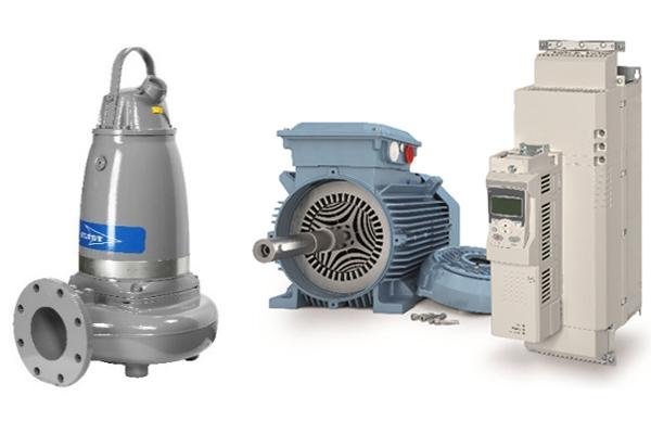 Mei services vente de moteur pompe et variateur