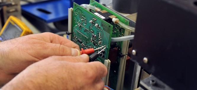 maintenance automatisme le mans