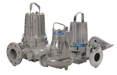 Pompes submersibles à roue vortex